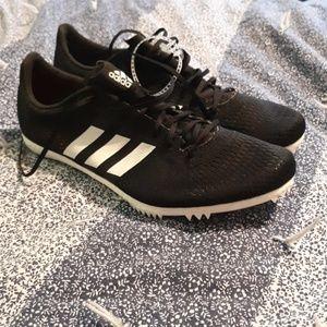 New Adidas avanti spikes mens 9